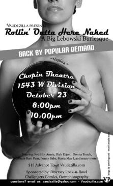 The Big Lebowski Burlesque