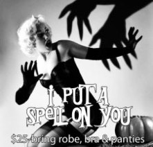 Spell on you Burlesque class