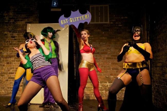 London Derriere as Batman