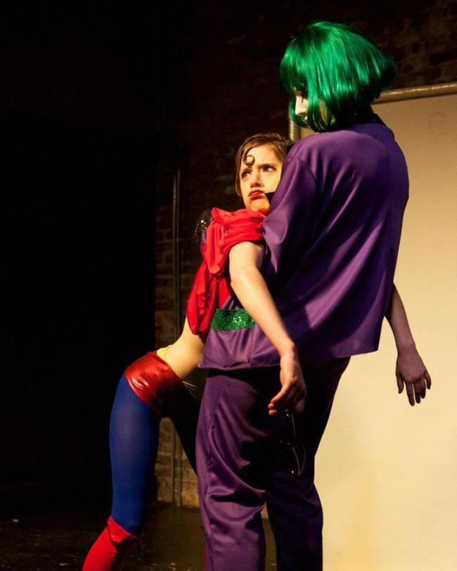 joker burlesque