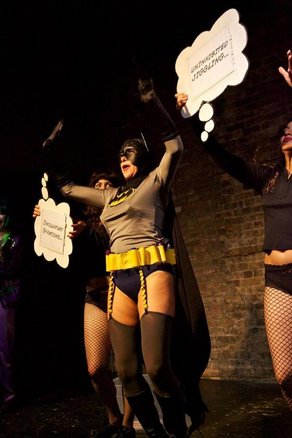 Batman Burlesque