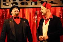 Kiss Kiss Cabaret Burlesque Host Auditions