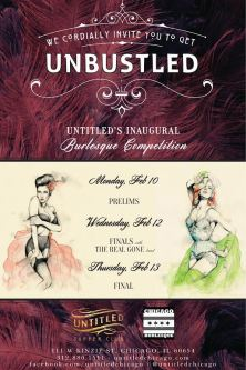Unbustled Burlesque Compeition